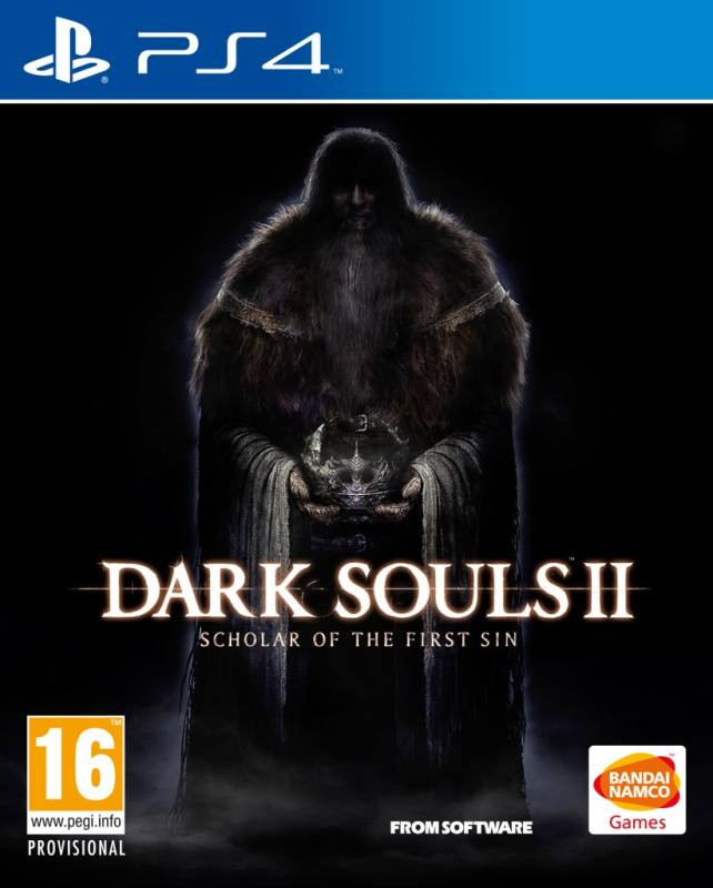 PS4 Dark Souls 2 - Scholar of the First Sin