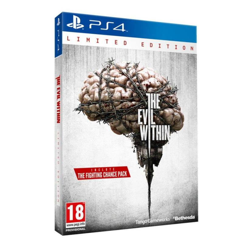 PS4 The Evil Within - Limited Edition