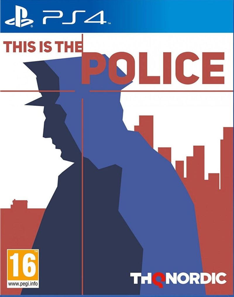 PS4 This Is The Police