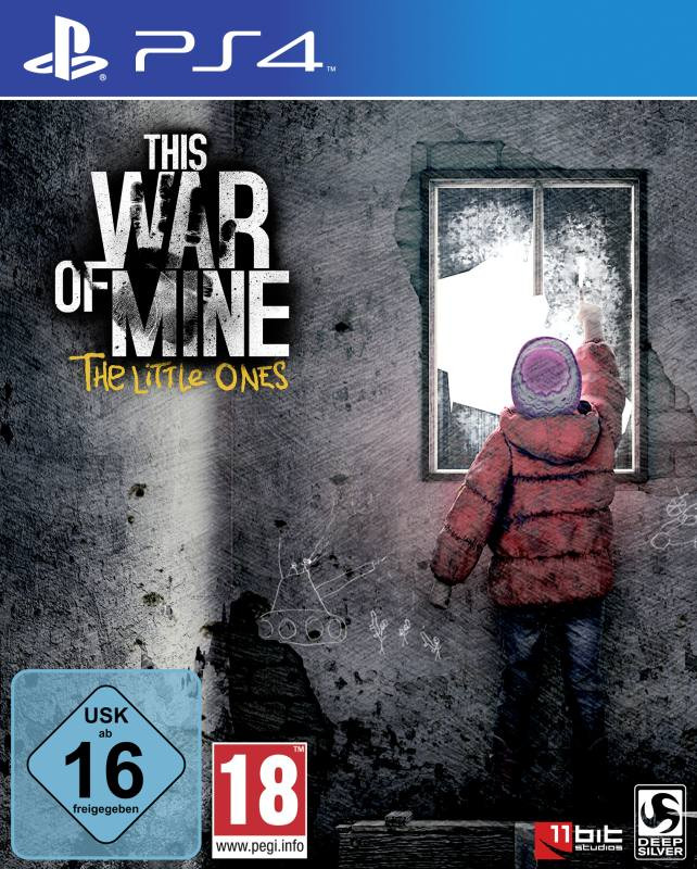 PS4 This War of Mine