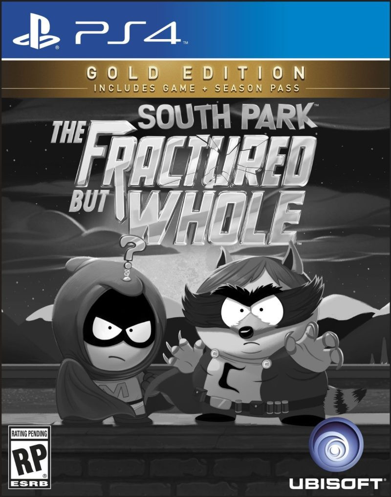 PS4 South Park The Fractured But Whole - Gold Edition