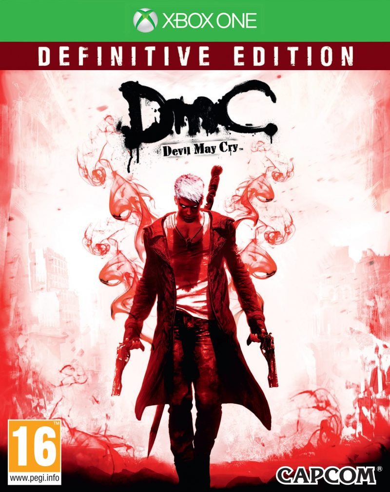 XBOX ONE Devil May Cry - Definitive Edition