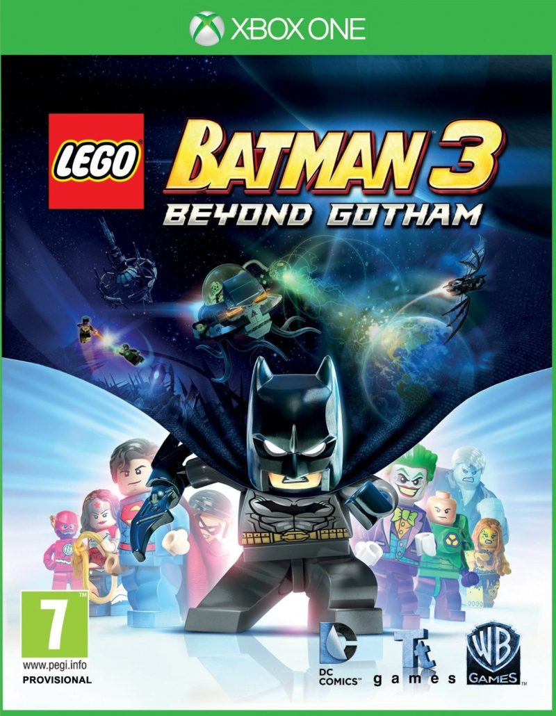 XBOX ONE LEGO Batman 3 - Beyond Gotham