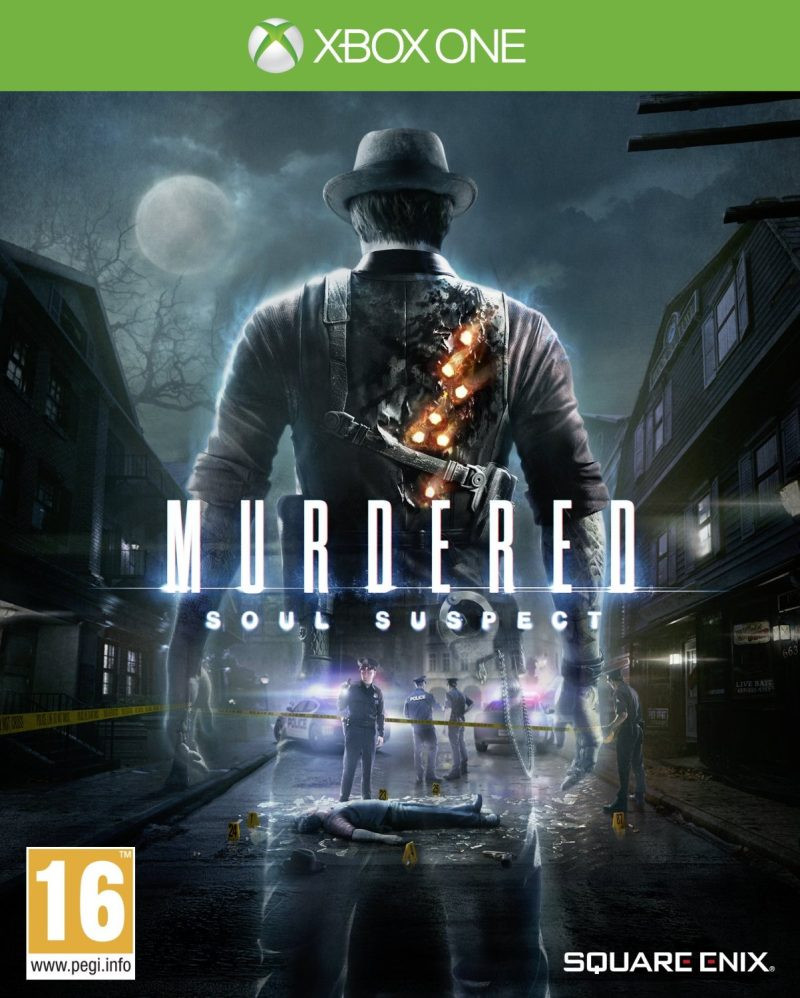XBOX ONE Murdered Soul Suspect