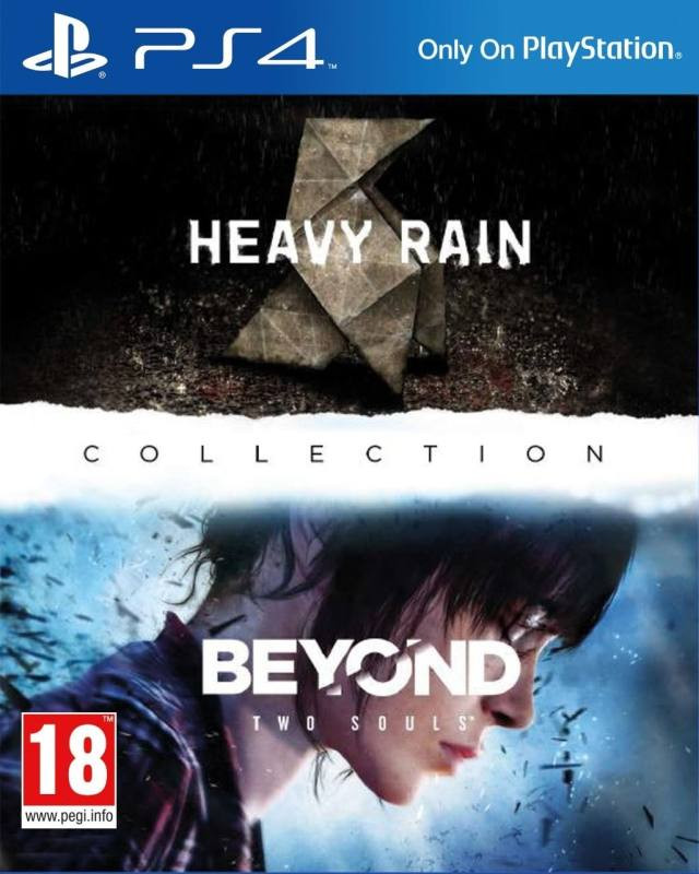 PS4 Heavy Rain & Beyond Two Souls Collection