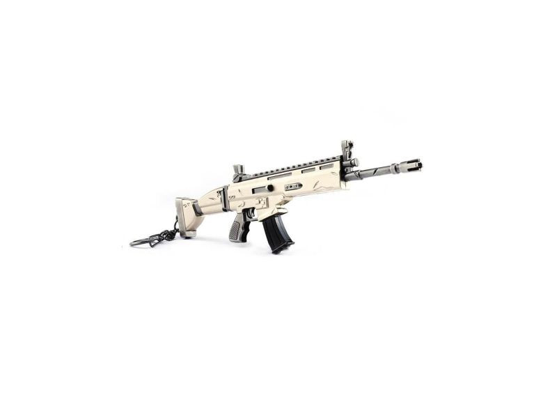 Privezak Fortnite SCAR 12 cm