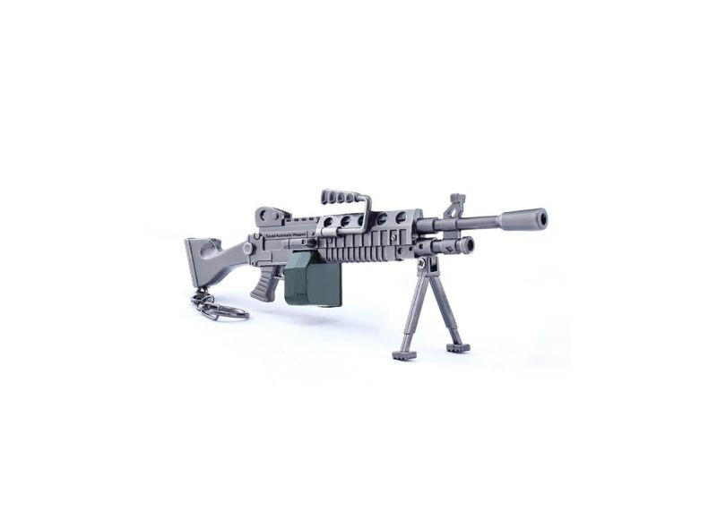 Privezak Fortnite Light Machine Gun 12 cm