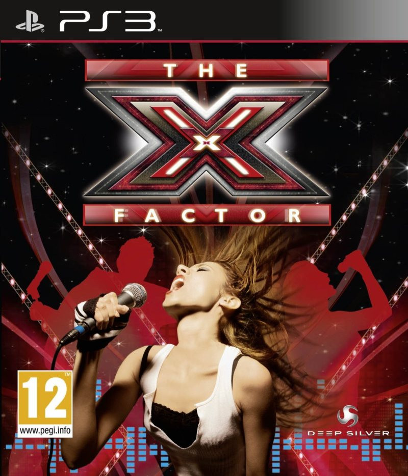 PS3 The X Factor