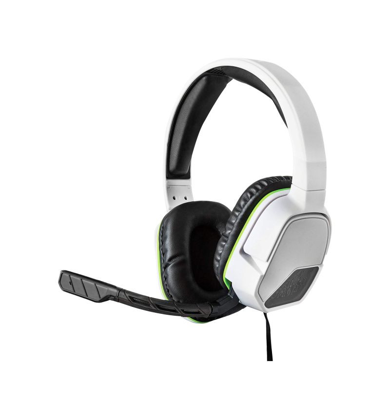 Slušalice AfterGlow LVL3 Stereo Headset White