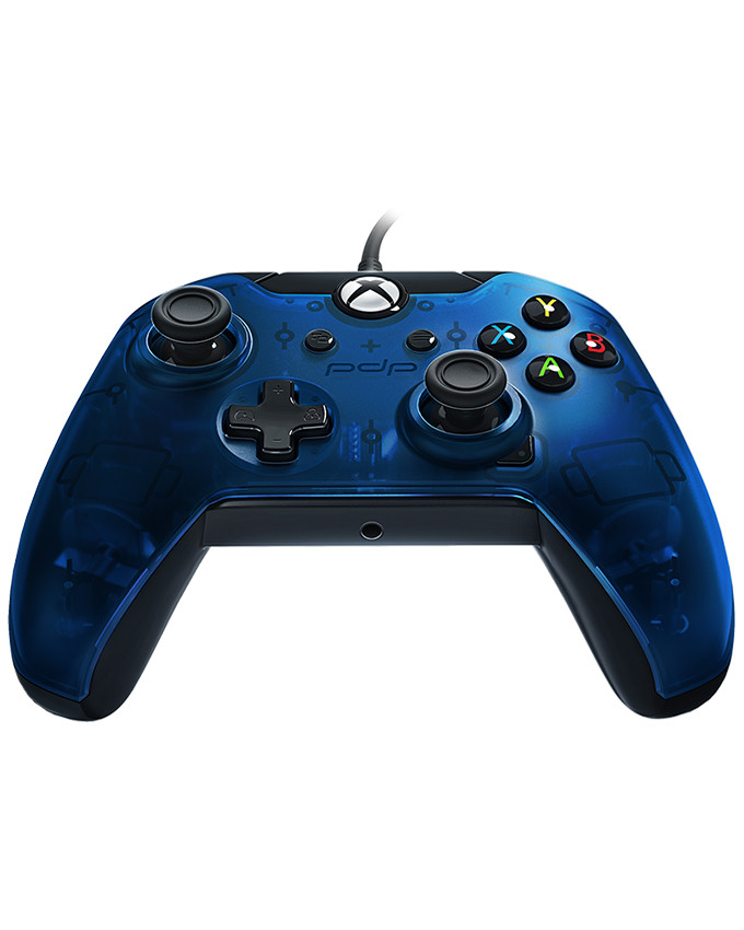 Gamepad PDP Wired Controller Blue XB1 / PC