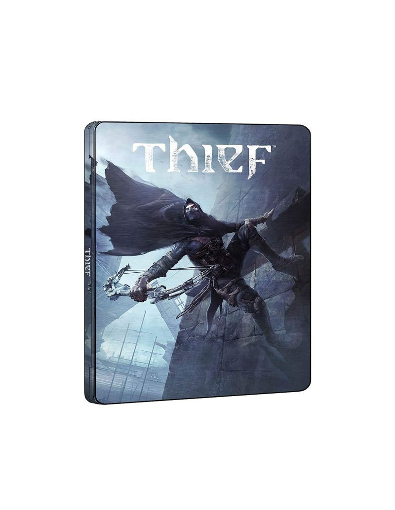 PS4 Thief Steelbook