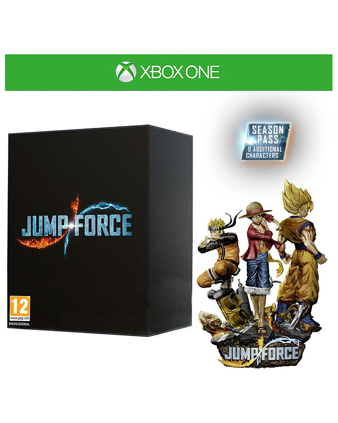 XBOX ONE Jump Force Collectors Edition
