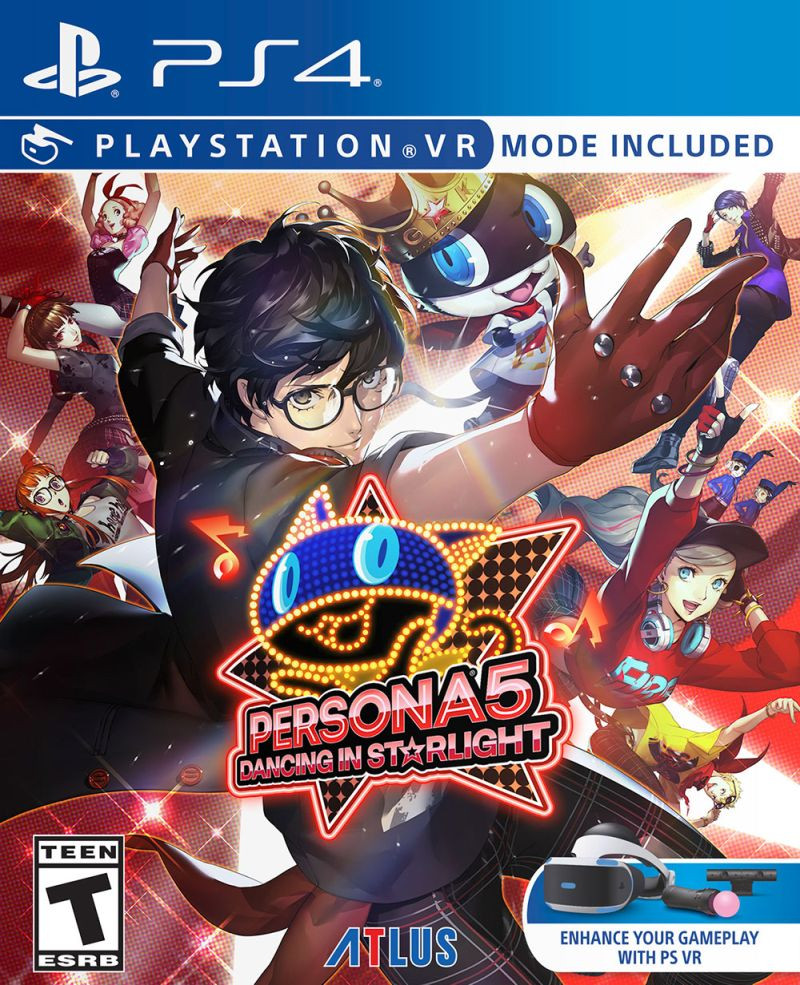PS4 Persona 5 - Dancing in Starlight