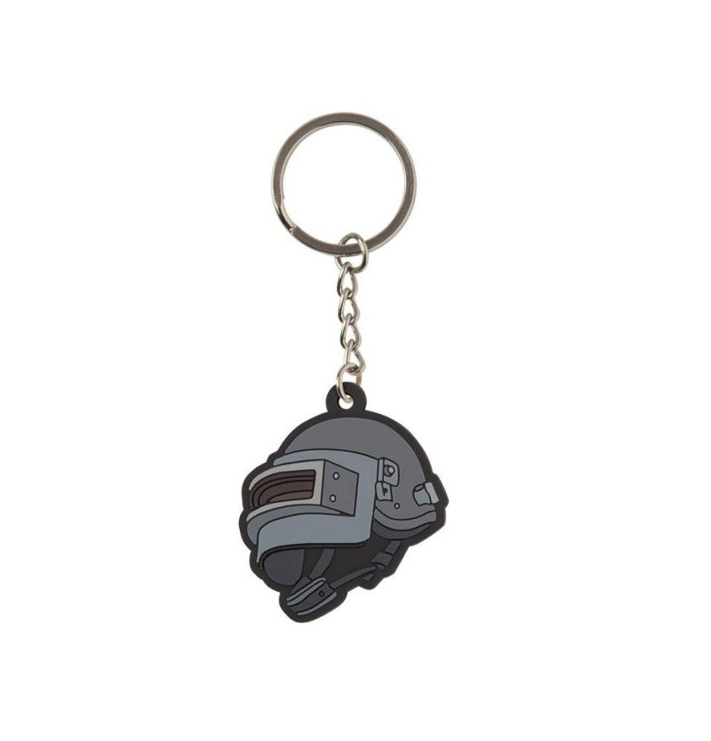 Privezak PUBG Level 3 Helmet Keychain