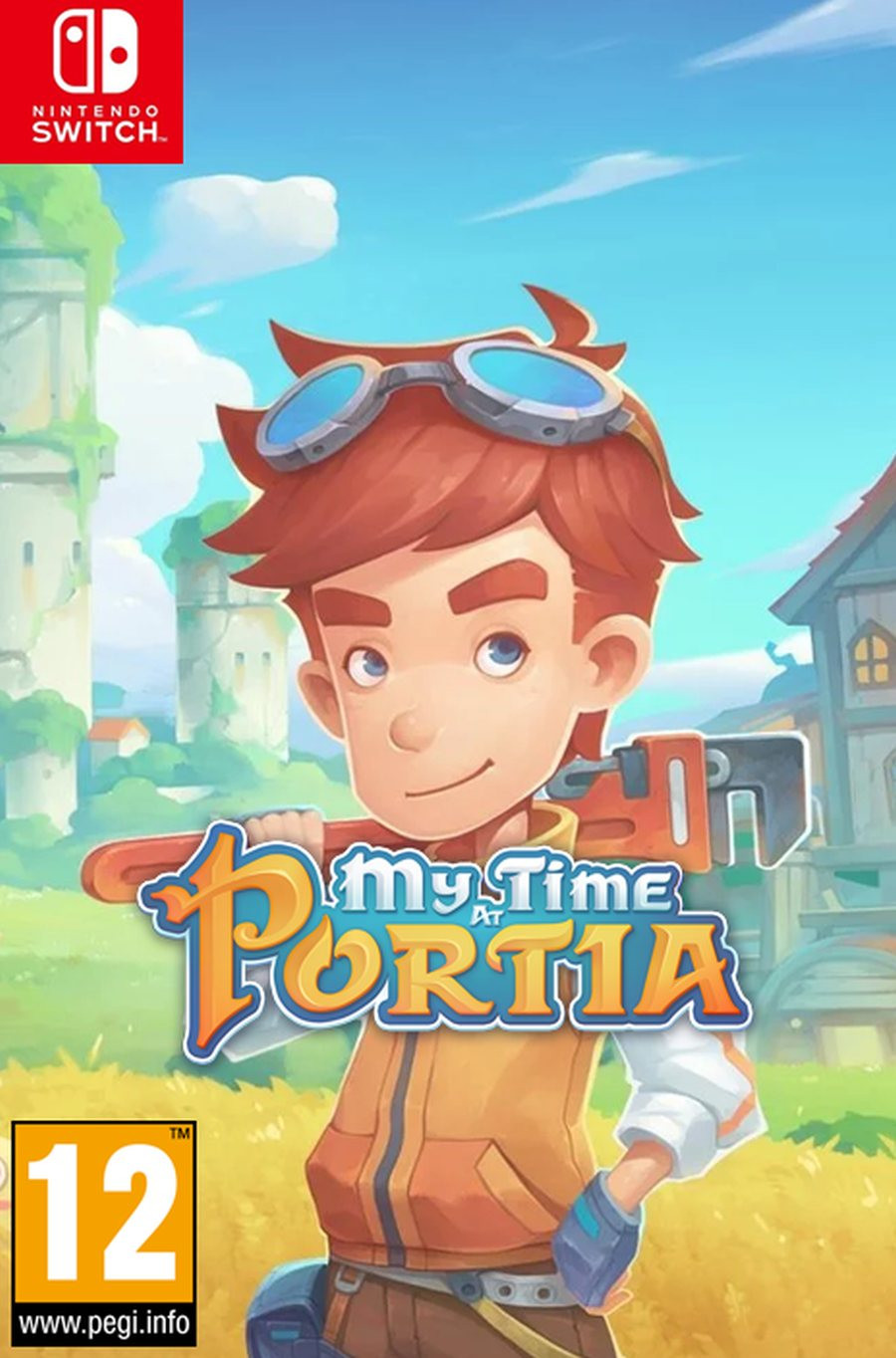 SWITCH My Time At Portia