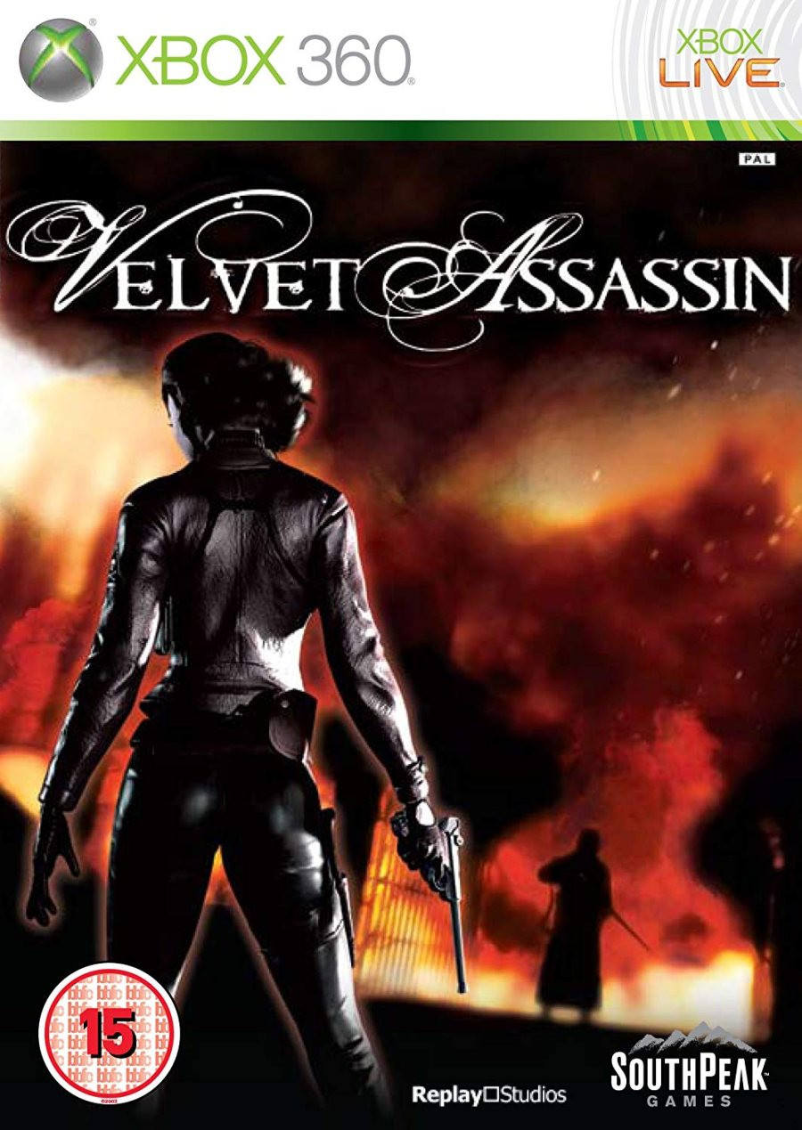 XBOX 360 Velvet Assassin