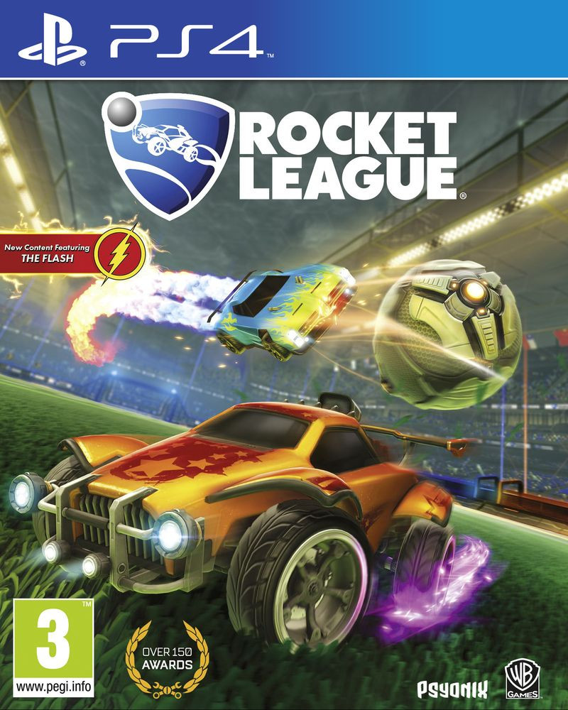 PS4 Rocket League
