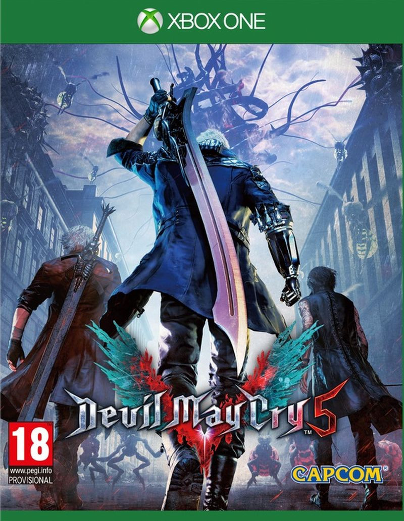 XBOX One Devil May Cry 5
