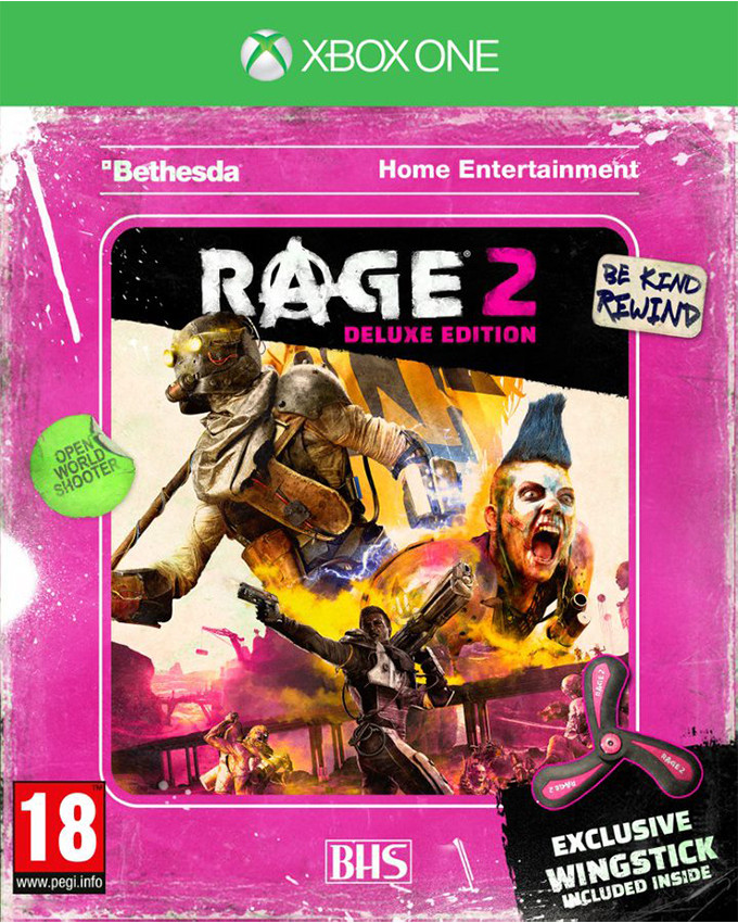 XBOX ONE RAGE 2 WINGSTICK Deluxe Edition
