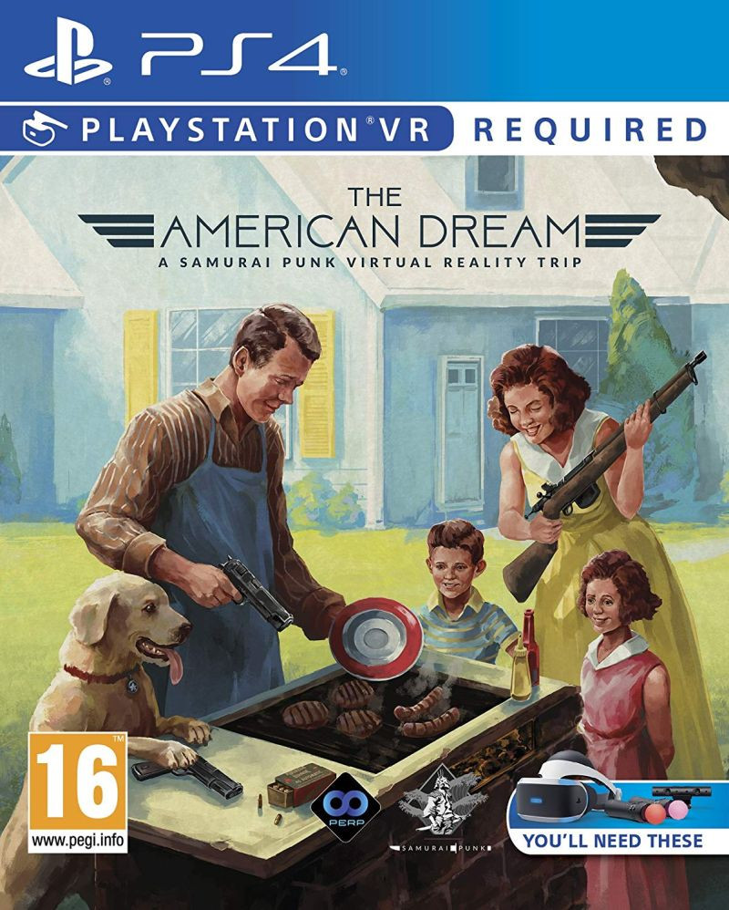 PS4 American Dream VR