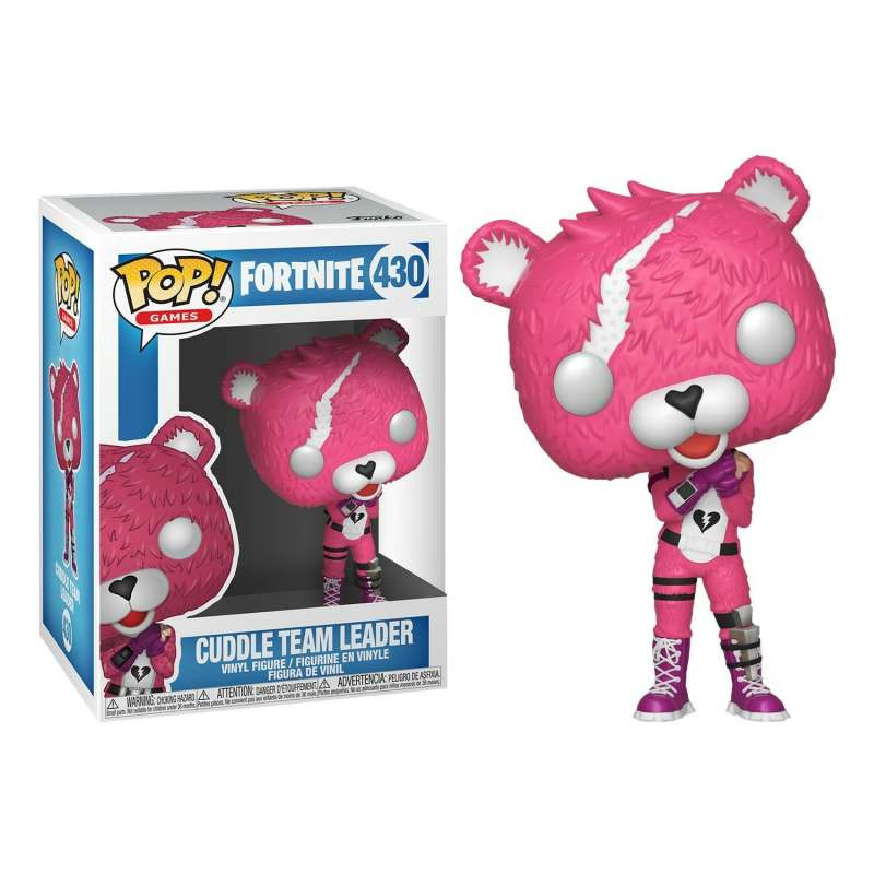 Figura POP! Fortnite - Cuddle Team Leader