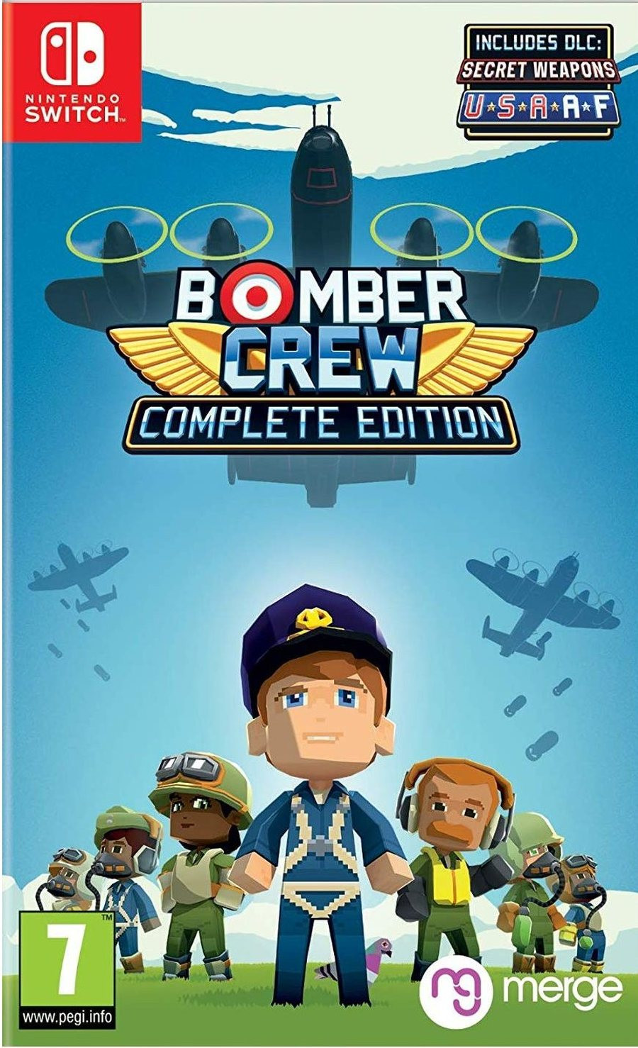 SWITCH Bomber Crew - Complete Edition