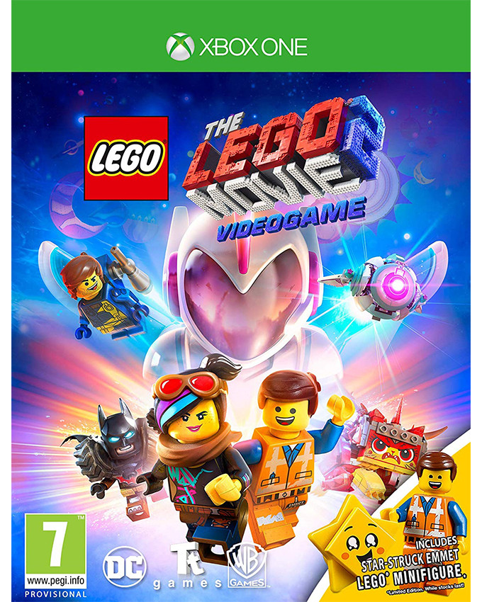XBOX ONE LEGO The Movie 2 - Video Game Toy Edition