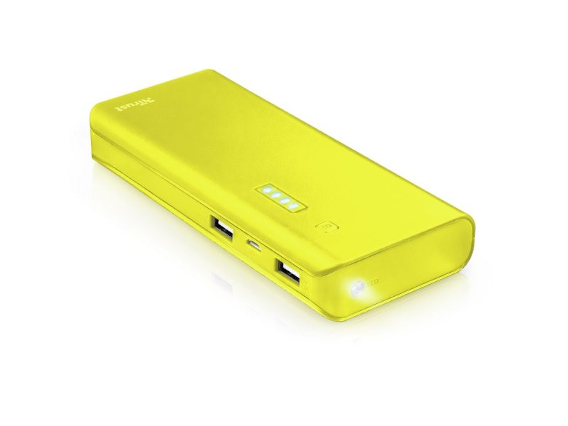 Power Bank Trust Primo 4400 prenosivi Yellow