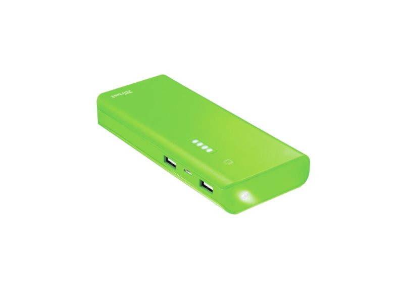Power Bank Trust Primo 4400 prenosivi Green