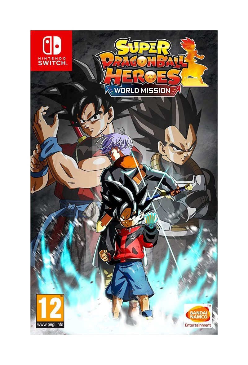 SWITCH Super Dragon Ball Heroes