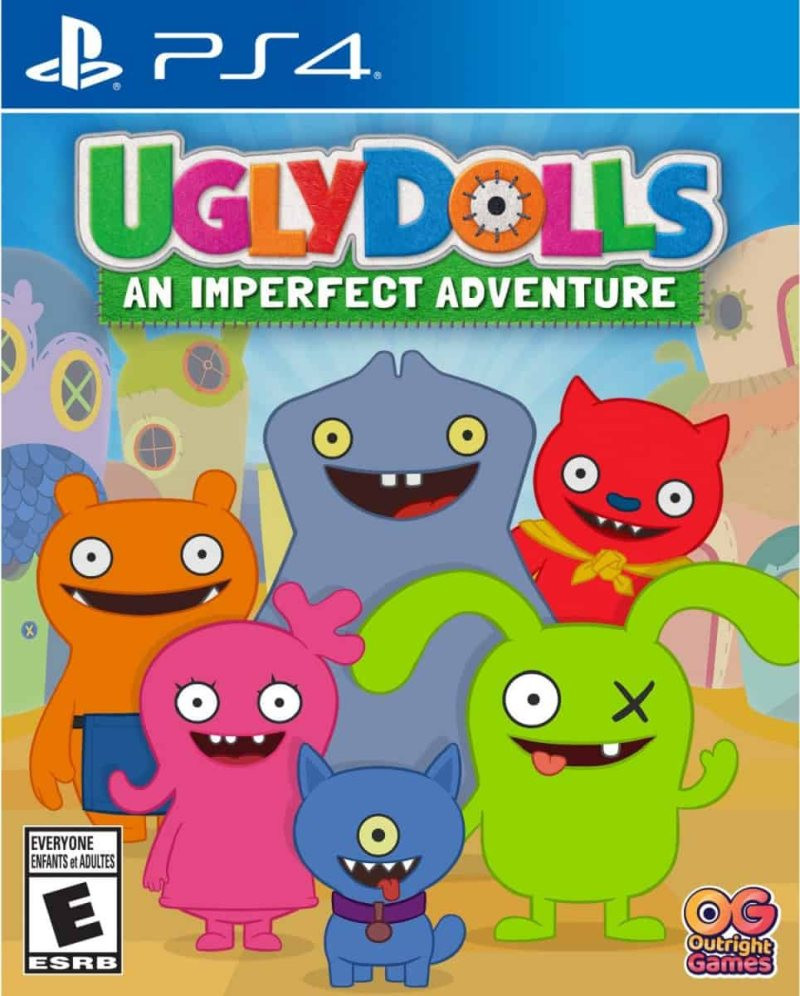 PS4 Ugly Dolls - An Imperfect Adventure