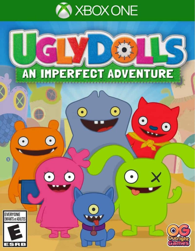 XBOX ONE Ugly Dolls - An Imperfect Adventure