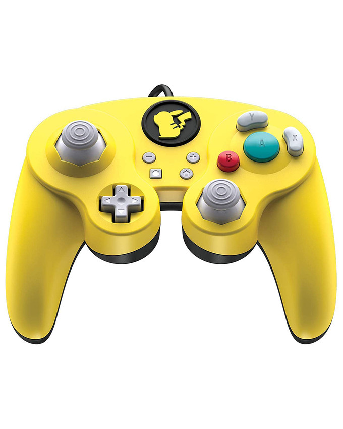 Gamepad PDP Nintendo SWITCH Wired Smash Pad Pro Pikachu
