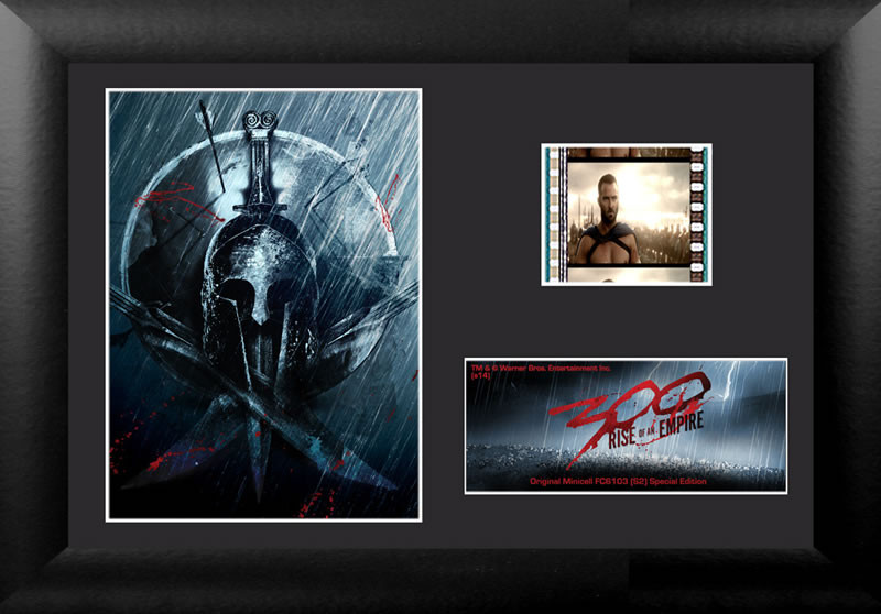 Film Cell  Movie 300 Rise of an Empire: (S3) Minicell