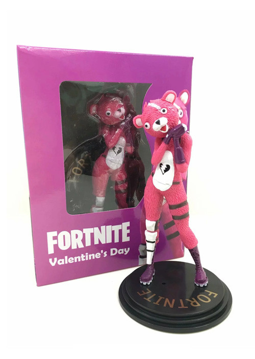 Figura Fortnite Garage Kit Pink Bear