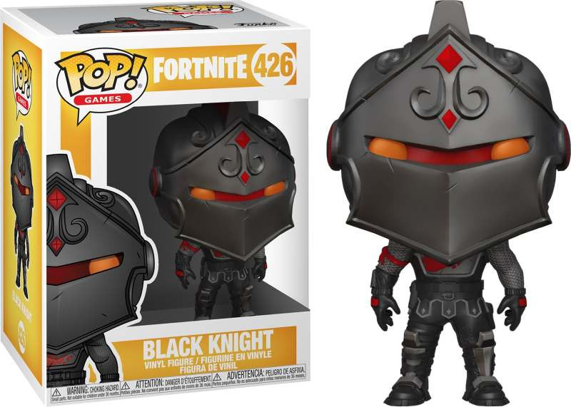 Figura POP! Fortnite - Black Knight