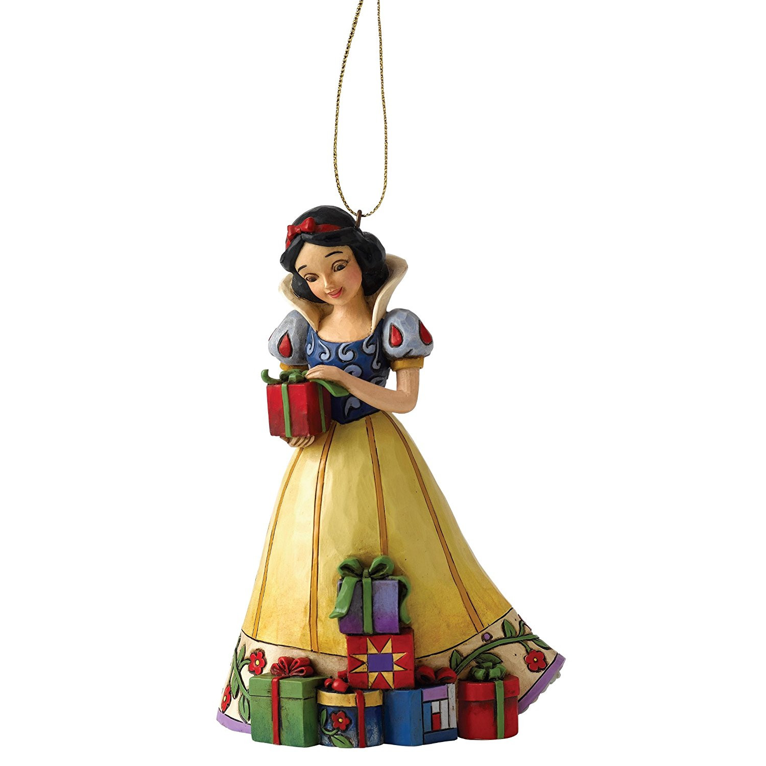 Figura Snow White Hanging Ornament Figure