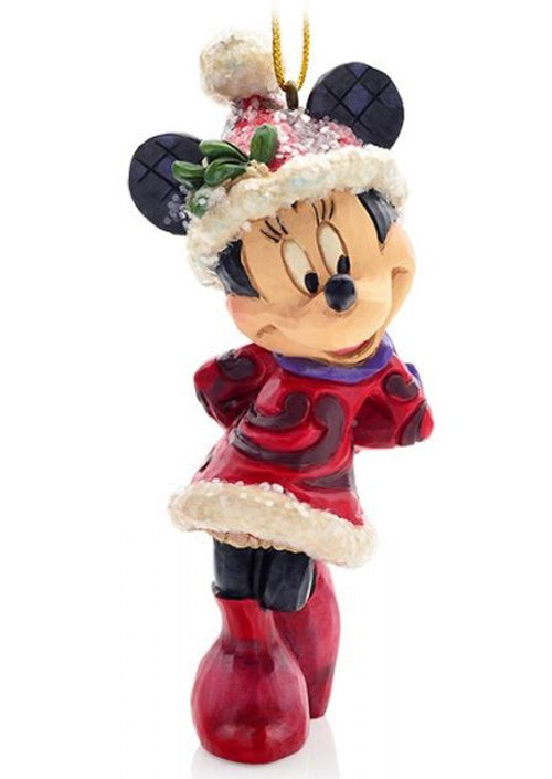 Figura Sugar Coated Minnie Mouse Hanging Ornament Figure