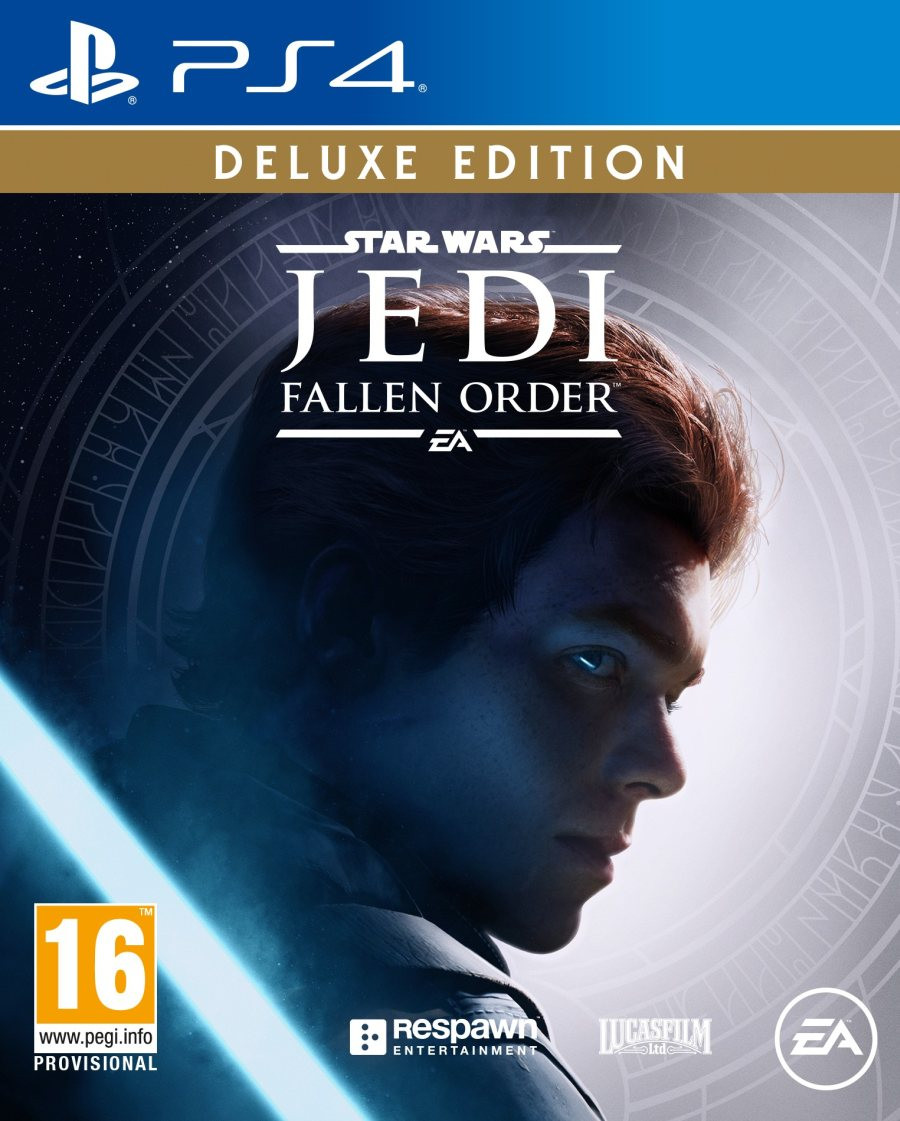 PS4 Star Wars - Jedi Fallen Order - Deluxe Edition