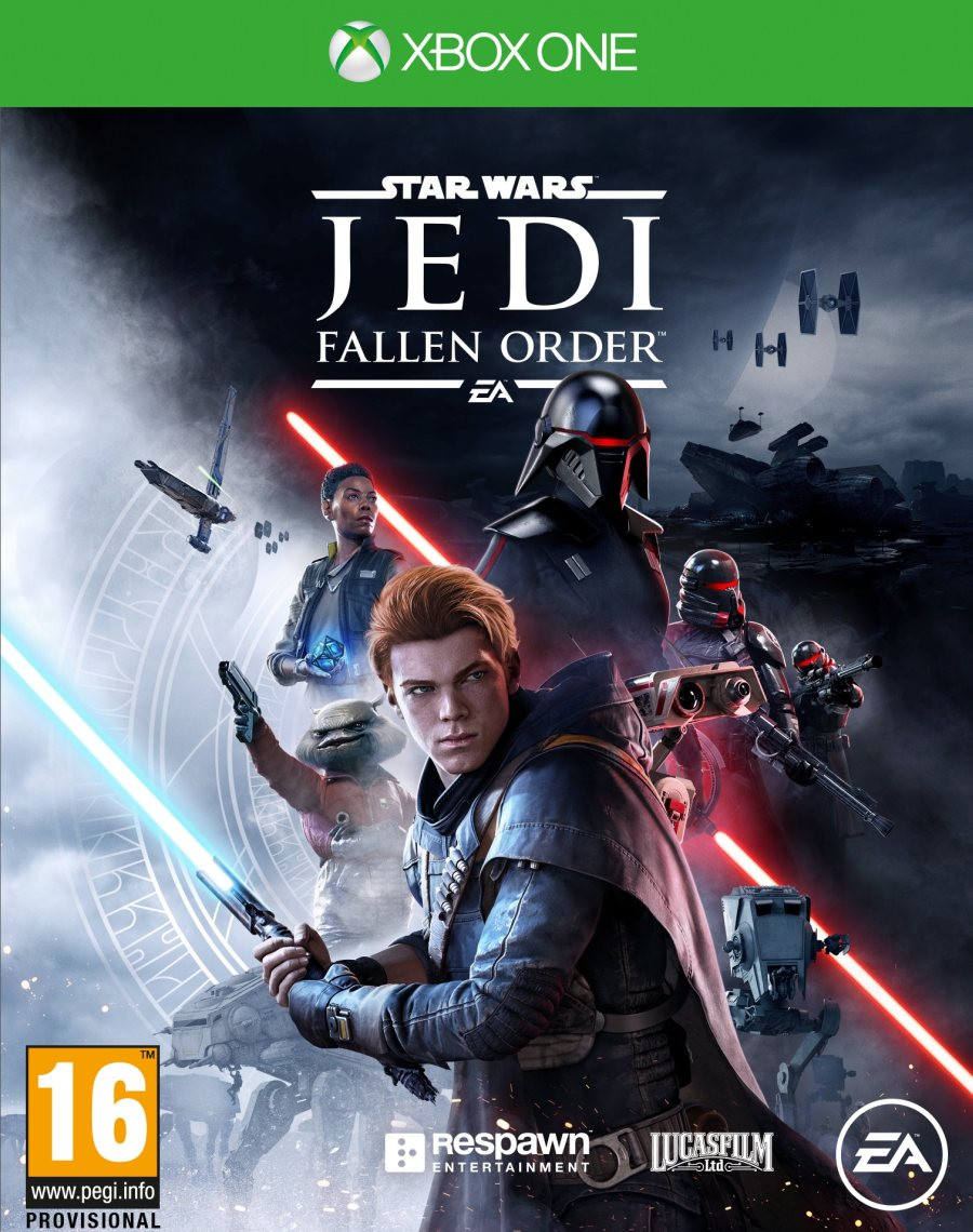 XBOX ONE Star Wars - Jedi Fallen Order