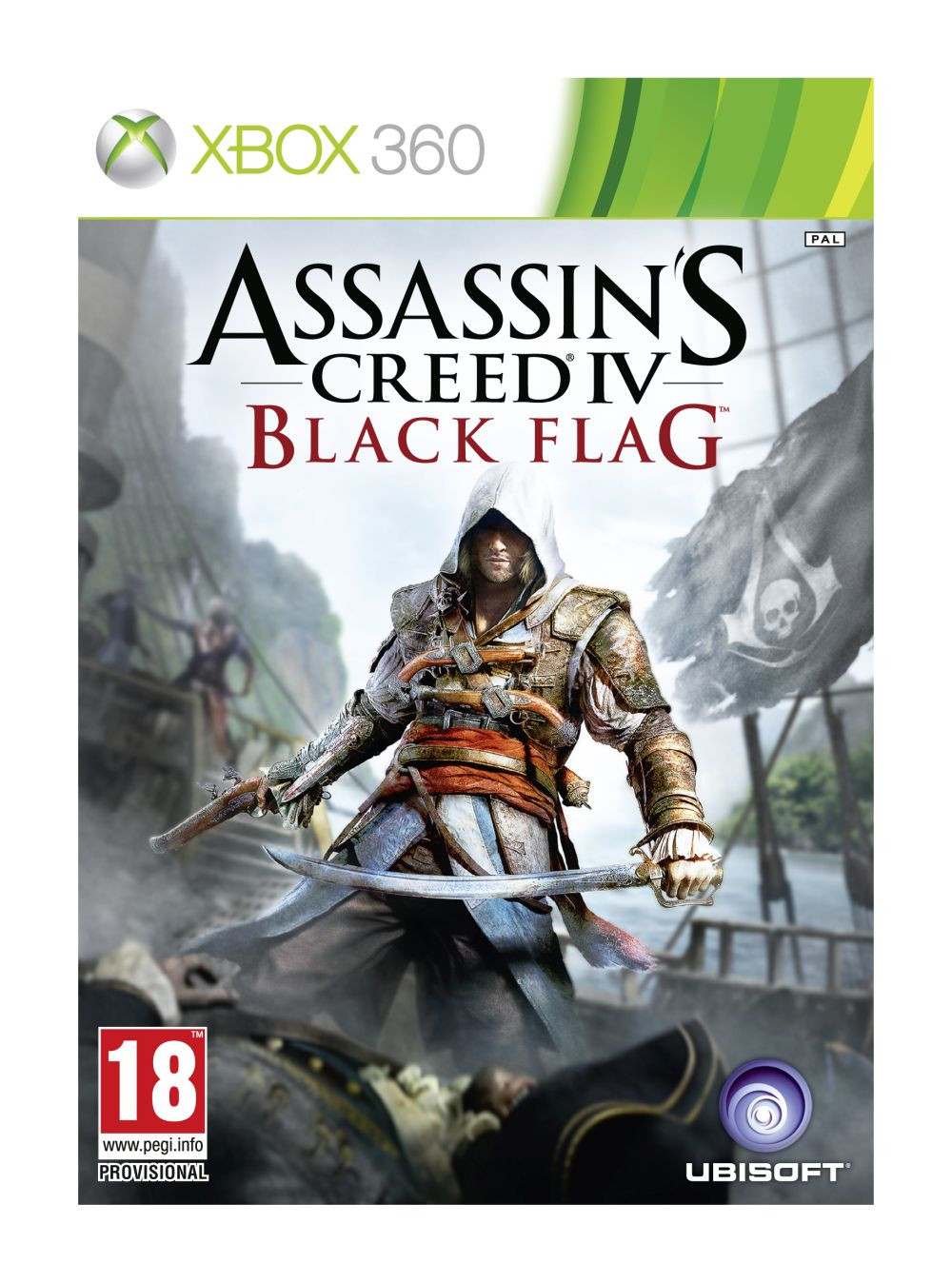 XBOX 360 Assassins Creed 4 Black Flag