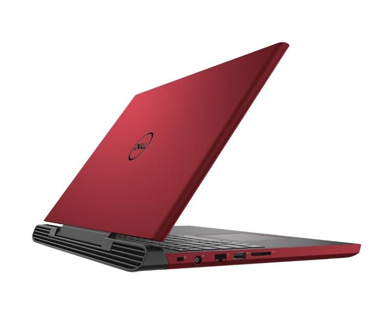 Laptop Dell G5 5587 15.6 FHD i9-8950HK 16GB 1TB 256GB SSD GeForce GTX 1060 6GB Backlit Red 5Y5B
