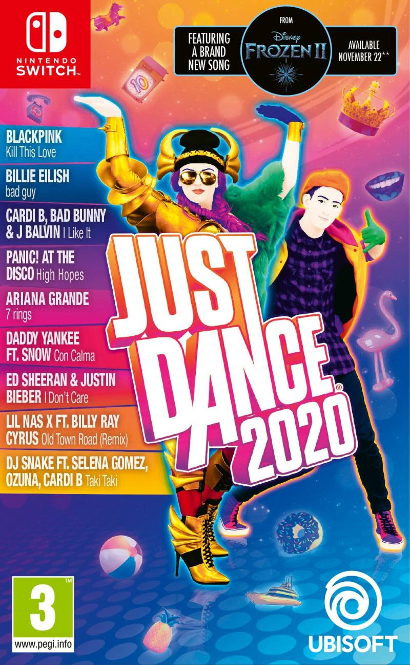 SWITCH Just Dance 2020 - igrica za Nintendo Switch