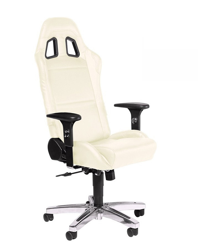Gejmerska stolica Playseat® Office Seat White