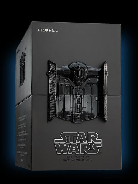 Dron Propel Star Wars - Tie Fighter Deluxe Box