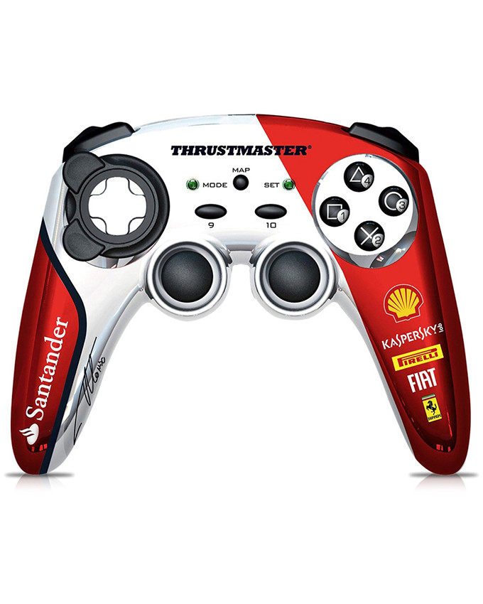 Gamepad Thrustmaster F1 Wireless Gamepad F150 Italia - Alonso LE PC / PS3