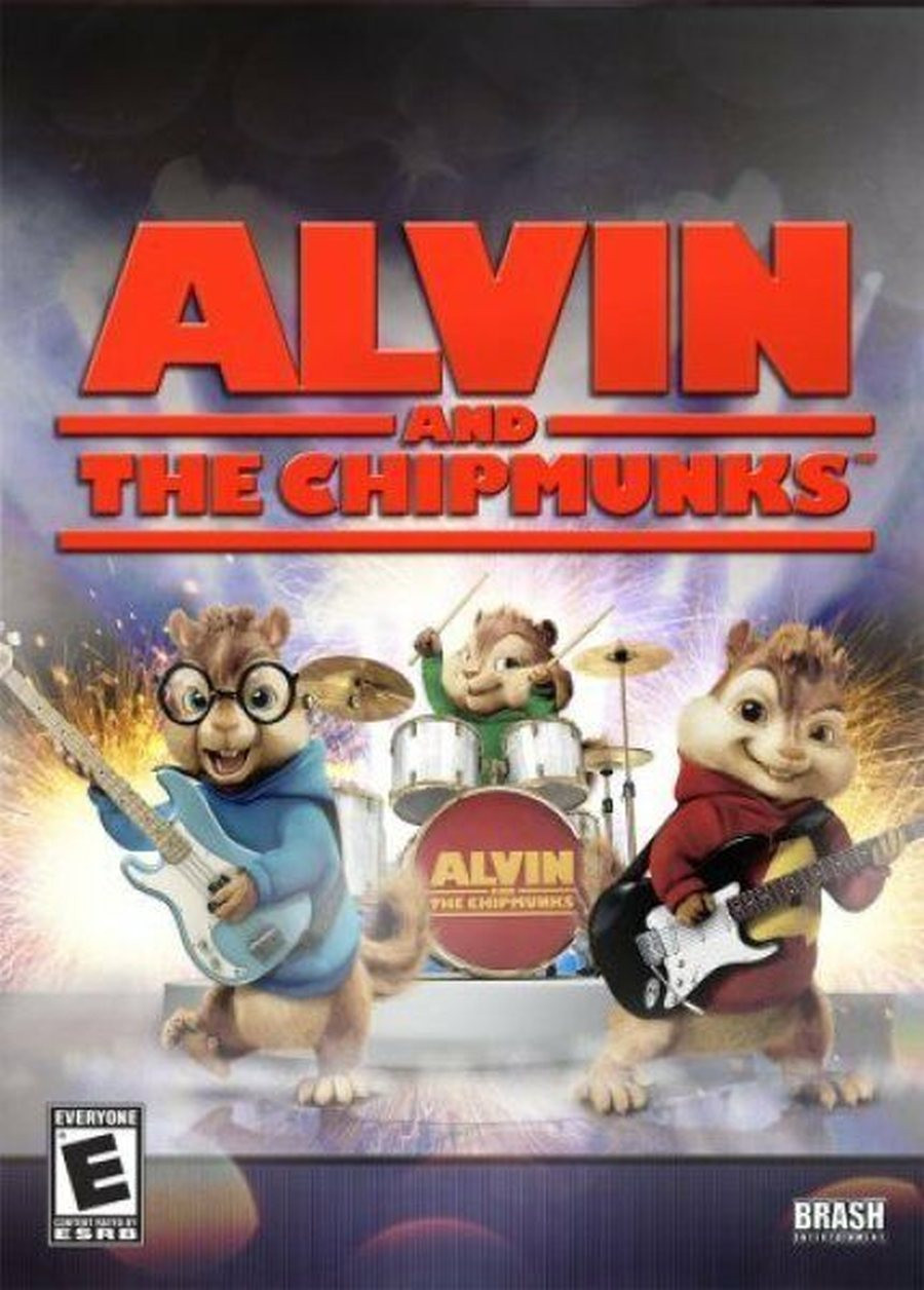 PCG Alvin & the Chipmunks