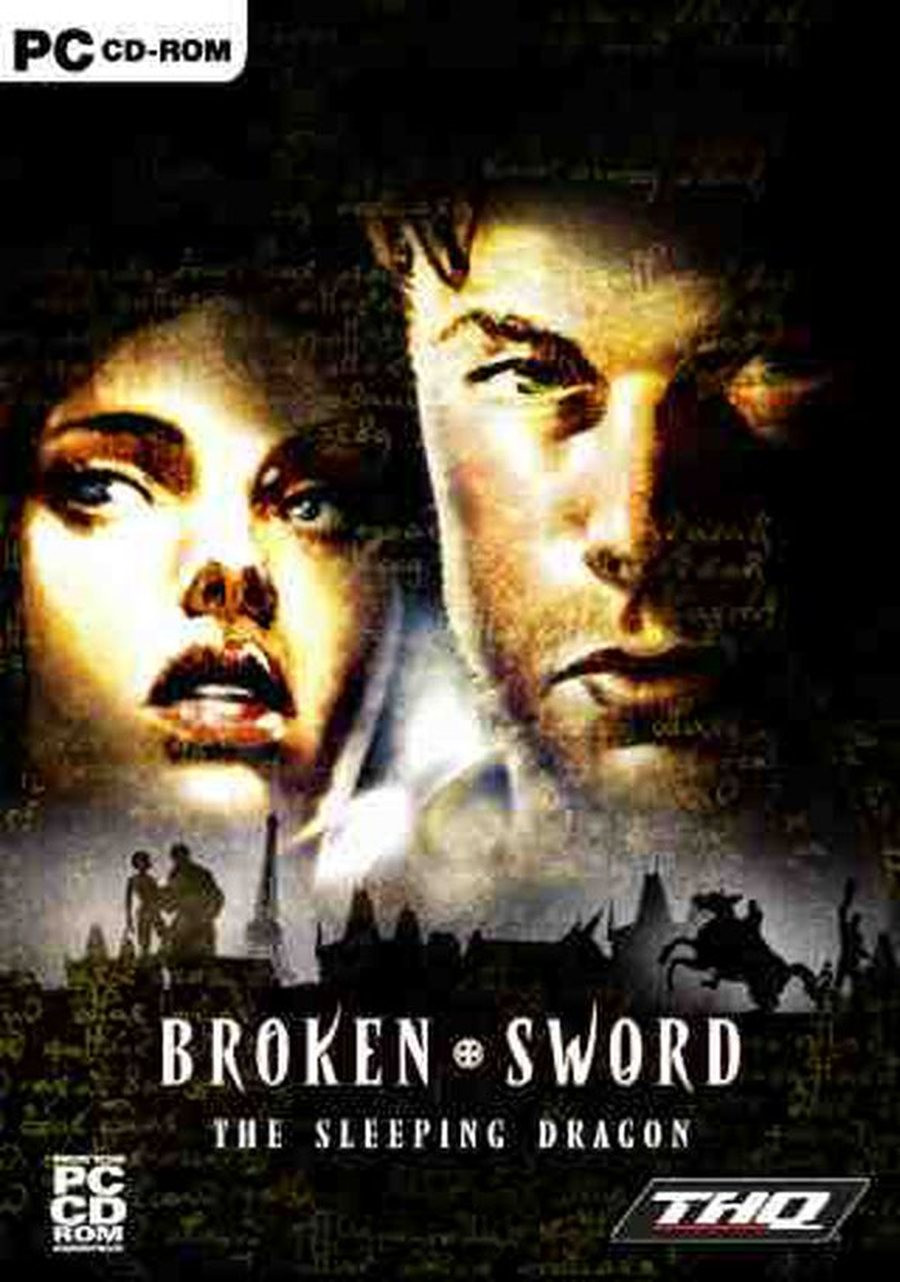 PCG Broken Sword 3 Sleeping Dragon