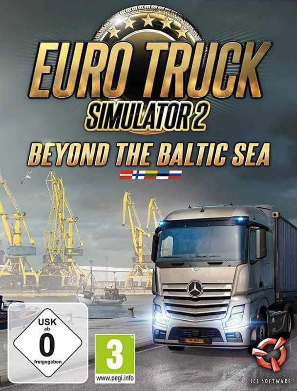 PCG Euro Truck Simulator 2 - Beyond the Baltic Sea