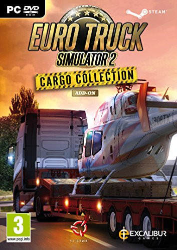 PCG Euro Truck Simulator 2 Add-on Cargo Collection